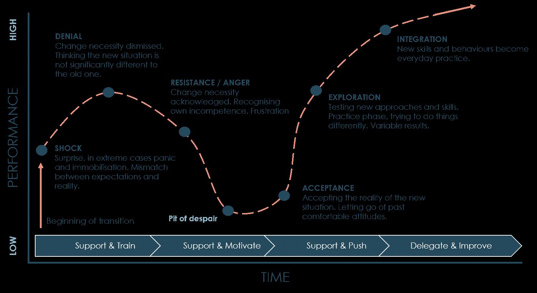 Gobeyond Partners change curve